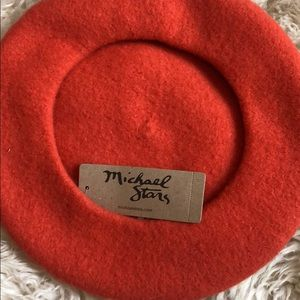 Michael Stars Accessories - Michael Stars Orange beret!